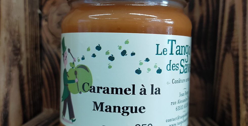 Caramel mangue