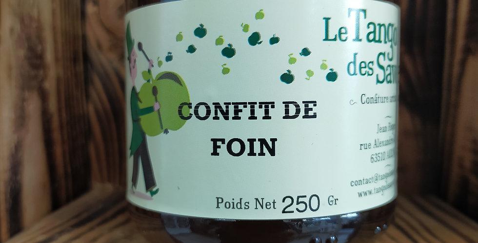 Confit de foin