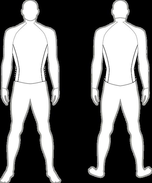 DL10/JK/SL-1 ジャケット サイドライン追加