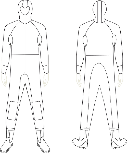 3/5FJ-シラス用全身靴 マリンブーツ