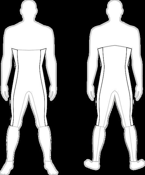 DB10/LZ/SL-1 ズボン サイドライン追加
