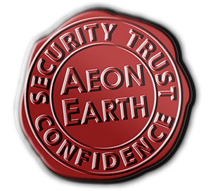 Aeon Earth Seal of Guarantee