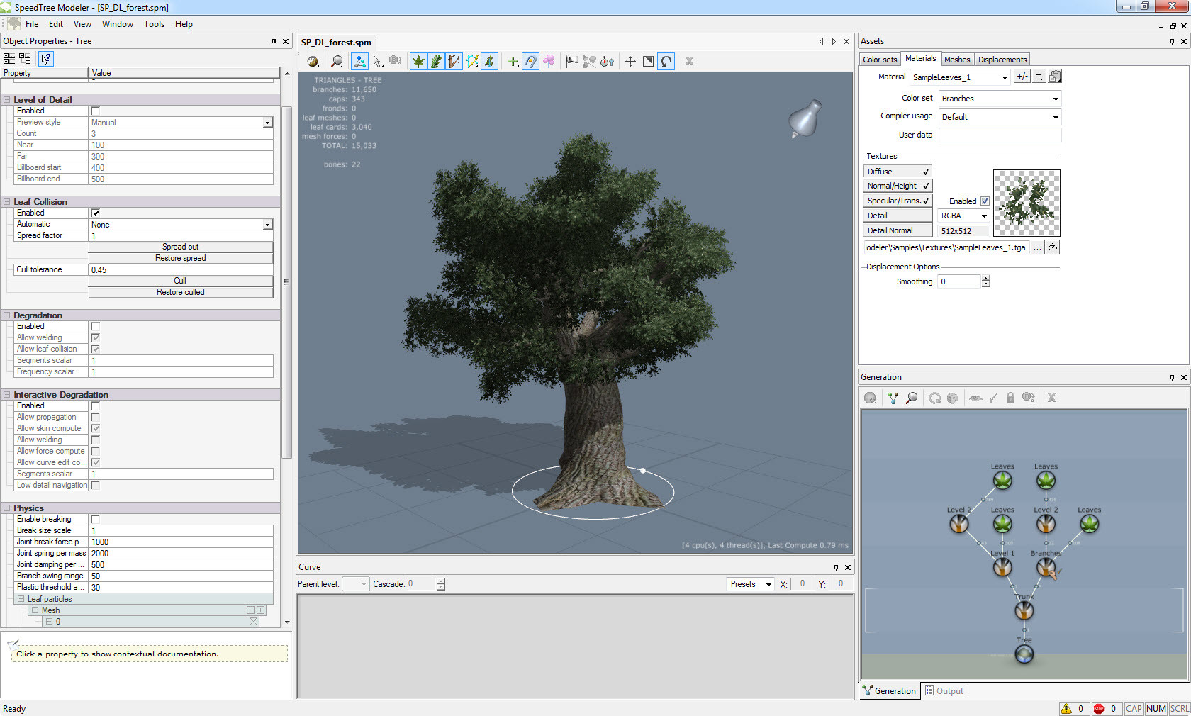 Speed Tree modeling.jpg