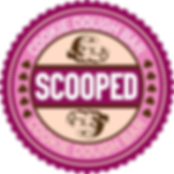 Sccoped Cookie Dough Bar Logo