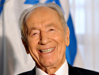 Lessons from Shimon Peres