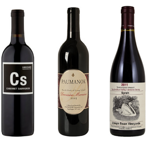 MONTHLY DIGEST: Winter Warmer Wines #2