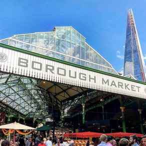 LONDON: Borough Market - For the Love of Food