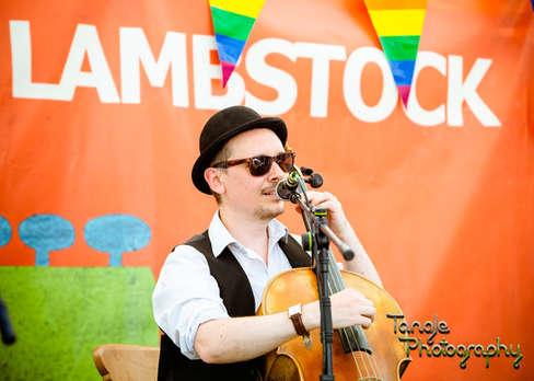 Lambstock at the Lamb Surbiton