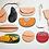 """Thumbnail: Progress tool bag """"CRAZY TASKS4. Vegetable"""""""