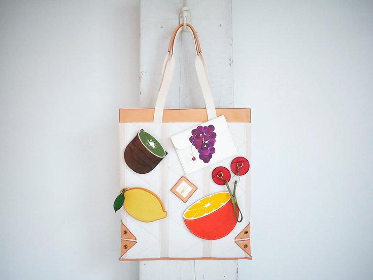 "Progress tool bag ""CRAZY TASKS2 Fruits"""