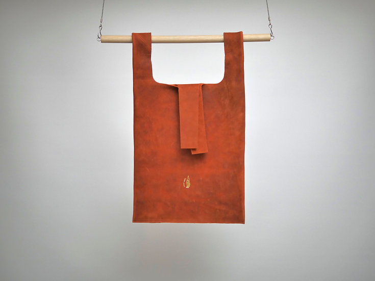 Sustainable Leather Bag M
