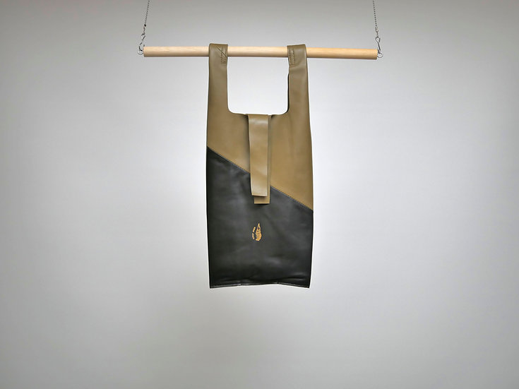 Sustainable Leather Bag S