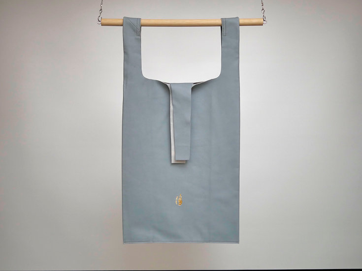 Sustainable Leather Bag L