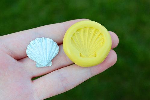 Mini Shell Silicone Mold