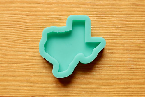 Texas State Silicone Mold