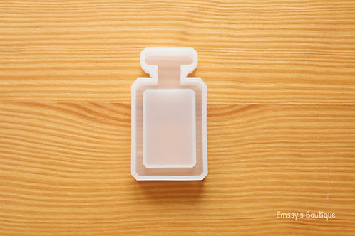 Clear Perfume Bottle Silicone Mold