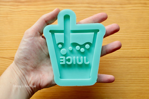 """Large """"Juice"""" Cup Silicone Mold"""