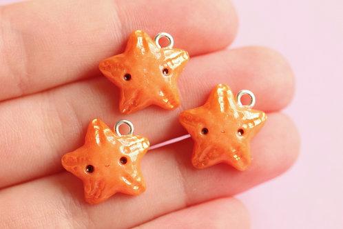 Starfish Charm