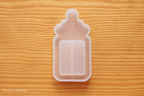 Clear Baby Bottle Flexible Shaker Silicone Mold