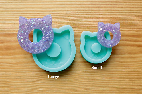 Cat Donut Silicone Mold
