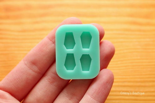 Tiny Coffins Silicone Mold
