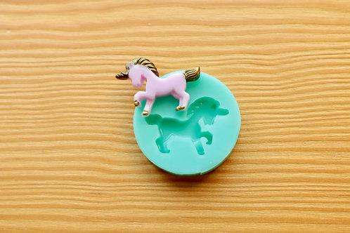 Mini Unicorn Silicone Mold