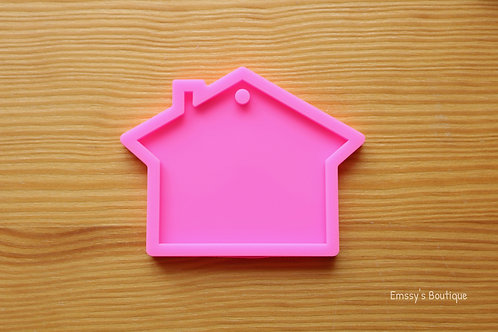 House Charm Silicone Mold