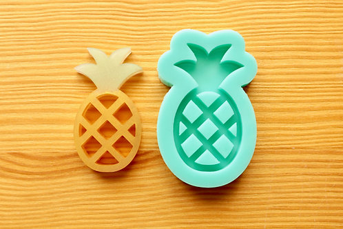 2.25in. Pineapple Silicone Mold