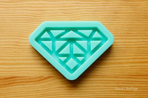 Kawaii Diamond Silicone Mold
