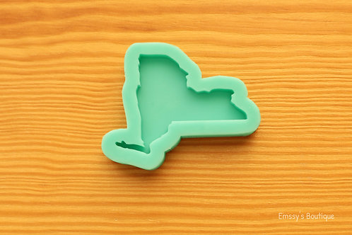 New York State Silicone Mold
