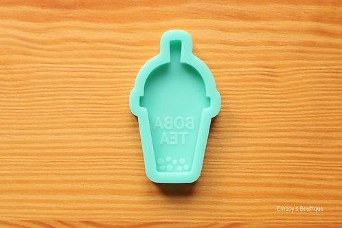 """Mini """"Boba Tea"""" Silicone Mold"""