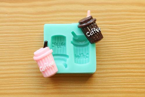 "Mini ""Coffee"" Cup Silicone Mold"