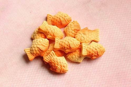 Taiyaki Fish Cabochons