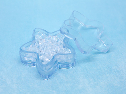 Fake Miniature Ice (Dollhouse)