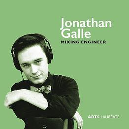 Jonathan Galle, Arts Laureate Recordings