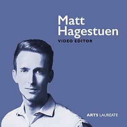 Matt Hagestuen, Arts Laureate Recordings
