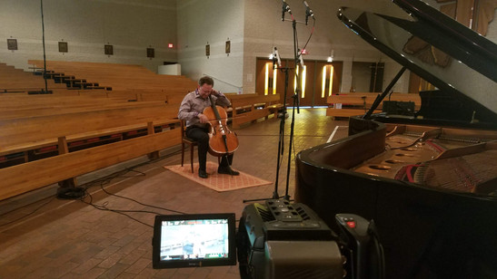 Arts Laureate Recordings, Chistian Amonson, Seeing Sound