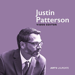 Justin Patterson, Arts Laureate Recordings