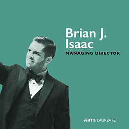 Brian J. Isaac, Arts Laureate Recordings
