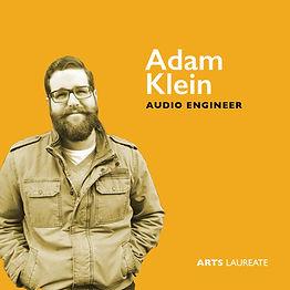 Adam Klein, Arts Laureate Recordings