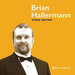 Brian Hallermann, Arts Laureate Recordings