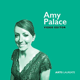 Amy Palace, Arts Laureate Recordings