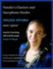 Natalie's Clarinet and Saxophone Studio