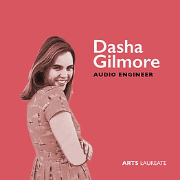 Dasha Gilmore, Arts Laureate Recordings