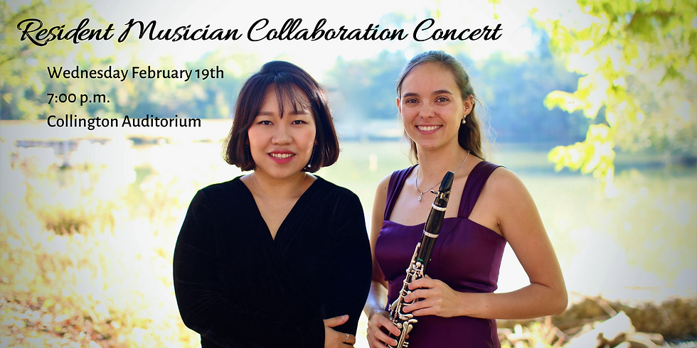 Resident Collab Concert