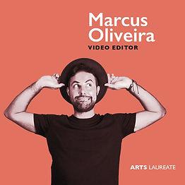Marcus Oliveira, Arts Laureate Recordings