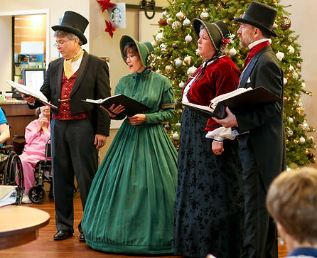 The Carolers of Christmas Past (47 of 58