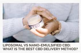 What is Nano CBD & why is it better?
