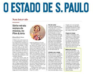 O Estado de São Paulo - 07/08/2020