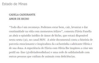 Estado de Minas - 30/07/2020